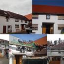 Neuaufbau eines alten Dachstuhles in Seeburg